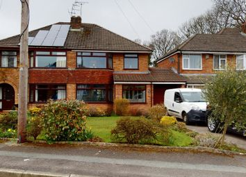 Thumbnail 3 bed semi-detached house for sale in Mosslands, Eccleston, St. Helens