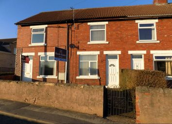 Thumbnail 2 bed terraced house to rent in Campsall View West End Road, Norton, Doncaster