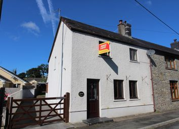 Thumbnail 3 bed semi-detached house for sale in Llanwrda, Carmarthenshire