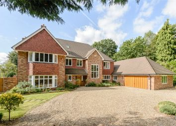 Thumbnail 5 bed detached house for sale in Manor Lane, Gerrards Cross, Buckinghamshire