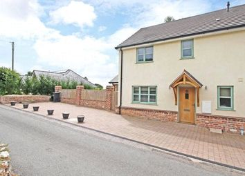 Thumbnail 3 bed semi-detached house for sale in Ebford Lane, Ebford, Nr Exeter