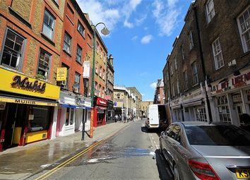 Thumbnail 1 bed flat to rent in Brick Lane, Shoreditch