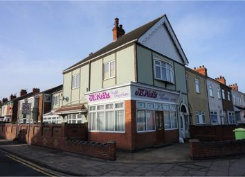 Thumbnail 4 bed end terrace house for sale in Grimsby Road, Cleethorpes