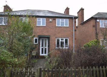 Thumbnail 2 bed semi-detached house for sale in Queens Road, Newbury, Berkshire