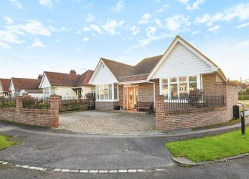 Thumbnail 5 bed detached bungalow for sale in Meadow Walk, Ewell, Epsom