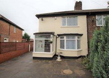 Thumbnail 2 bed end terrace house to rent in Aldwark Road, Dovecot, Liverpool