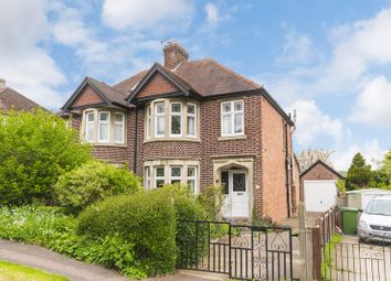 3 bed semi-detached house for sale in Montagu Road, Botley, Oxford OX2