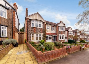 Thumbnail 4 bed semi-detached house for sale in Malden Hill Gardens, New Malden