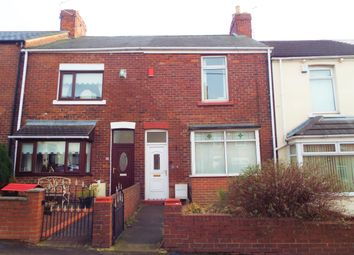 Thumbnail 2 bedroom terraced house to rent in Rainton Street, Penshaw, Houghton Le Spring