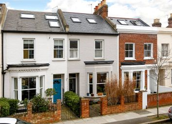 Thumbnail 4 bedroom terraced house for sale in Graham Road, London