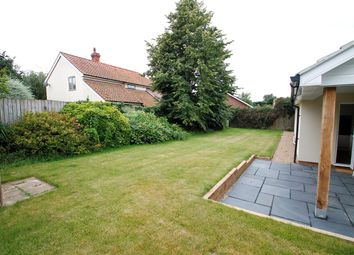 Thumbnail 4 bedroom detached bungalow for sale in Church Close, Bucklesham, Ipswich