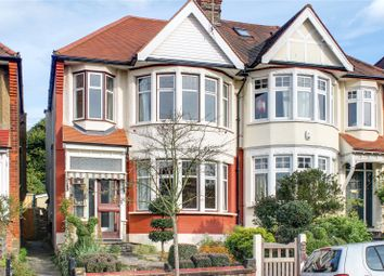 Thumbnail 4 bed semi-detached house for sale in Winton Avenue, London