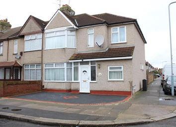 Thumbnail 4 bed end terrace house for sale in Hainault, Ilford, Essex