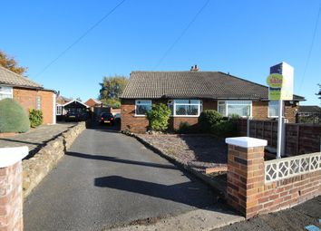 Thumbnail 2 bed semi-detached bungalow for sale in Lawefield Avenue, Rothwell, Leeds