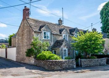 Thumbnail 3 bed semi-detached house for sale in Preston, Cirencester