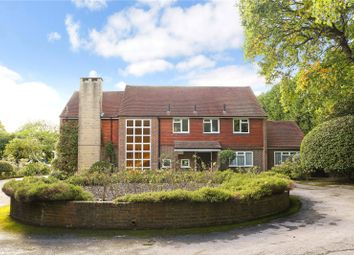 Thumbnail 8 bed detached house for sale in Reigate Road, Hookwood, Horley, Surrey