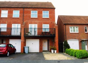 Thumbnail 3 bed end terrace house to rent in Cormack Lane, Fernwood, Newark