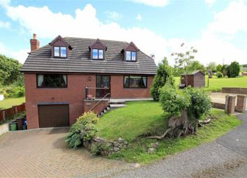 Thumbnail 4 bed detached house for sale in Old London Road, Off Tyddyn Messham, Bagillt, Flintshire