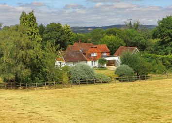 Thumbnail 5 bed detached house for sale in Hever Lane, Hever, Edenbridge