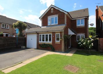 Thumbnail 4 bedroom detached house for sale in Manor Park Close, Tilehurst, Reading