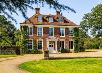 Thumbnail 6 bed detached house for sale in Snatts Road, Uckfield, East Sussex