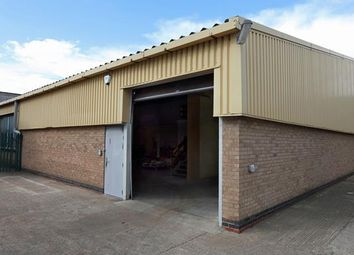Thumbnail Light industrial to let in 4 Old Station Close, Shepshed, Leicestershire