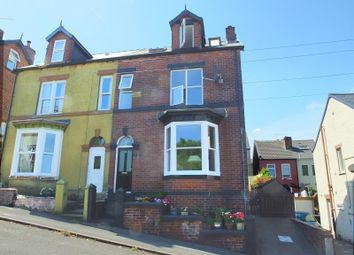 Thumbnail 4 bedroom semi-detached house for sale in Newsham Road, Meersbrook, Sheffield