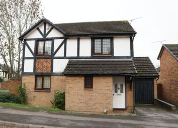 Thumbnail 3 bed detached house to rent in Measham Way, Lower Earley, Reading