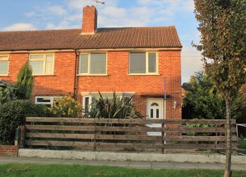 Thumbnail 2 bed end terrace house for sale in Chaucer Avenue, Portsmouth