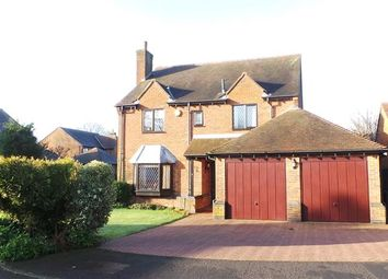 Thumbnail 4 bed detached house for sale in Westfield Manor, Four Oaks, Sutton Coldfield
