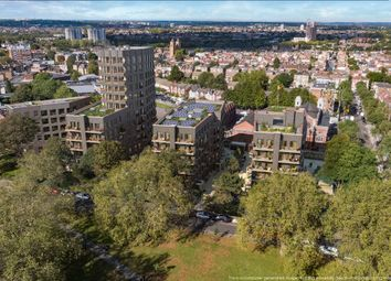 Thumbnail 1 bedroom flat for sale in Castlewood Road, Stamford Hill
