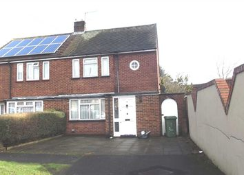 Thumbnail 3 bed semi-detached house for sale in Stockfield Avenue, Hoddesdon
