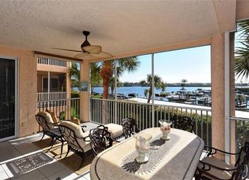 Thumbnail 3 bed town house for sale in 1260 Dolphin Bay Way #204, Sarasota, Florida, 34242, United States Of America