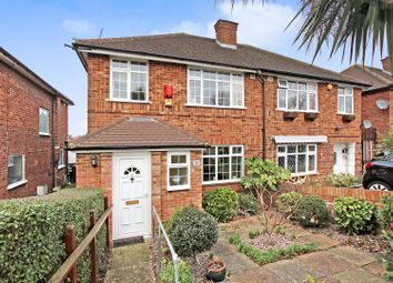 Thumbnail 3 bed semi-detached house for sale in West Ridge Gardens, Greenford