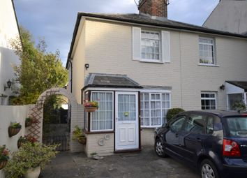 Thumbnail 2 bed semi-detached house for sale in Stamford Green Road, Epsom