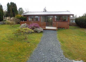 Thumbnail 2 bedroom lodge for sale in Trawsfynydd Holiday Village, Bron Aber, Trawsfynydd, Blaenau Ffestiniog