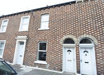 Thumbnail 3 bed terraced house to rent in Edward Street, Carlisle