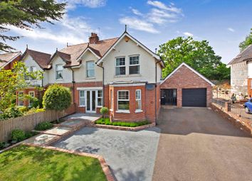4 bed semi-detached house for sale in Salterton Road, Exmouth EX8