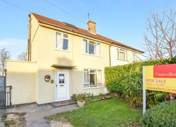 Thumbnail 4 bedroom semi-detached house for sale in Marston, Oxford