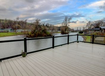 Thumbnail 2 bed cottage for sale in Lakeside, Riverside Leisure Park, Wooler