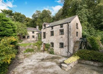 Thumbnail 4 bed detached house for sale in Denbigh Road, Nannerch, Mold, Flintshire