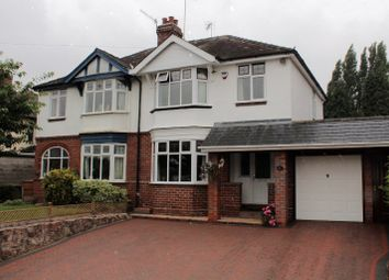 Thumbnail 3 bed semi-detached house for sale in Chester Road South, Kidderminster