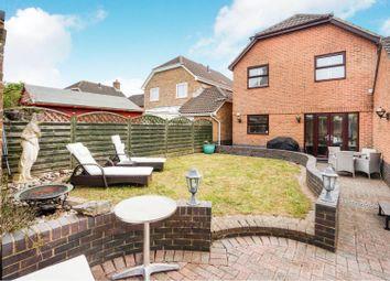 Thumbnail 4 bed detached house for sale in Trimaran Road, Warsash, Southampton