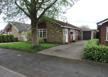 Thumbnail 2 bed detached bungalow for sale in Newark Park Way, Royton, Oldham