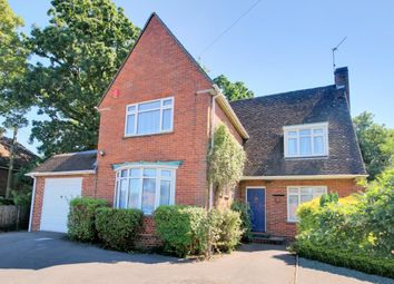 Thumbnail 4 bed detached house for sale in Canterbury Road, Farnborough, Hampshire