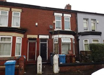 Thumbnail 3 bed terraced house for sale in Ashfield Road, Manchester, Greater Manchester