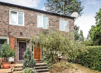 Thumbnail 3 bed end terrace house for sale in Dowdeswell Close, London