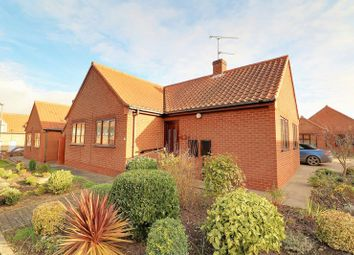 Thumbnail 2 bed detached bungalow for sale in Castle Court, Barton-Upon-Humber