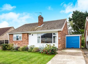 Thumbnail 3 bed detached bungalow for sale in Fen Road, Heighington, Lincoln