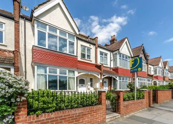 Thumbnail 3 bed flat for sale in Burntwood Lane, Wandsworth Common